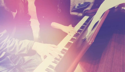 うまくないけど弾きたかったから【ピアノ片手ずつ連弾】してみた!