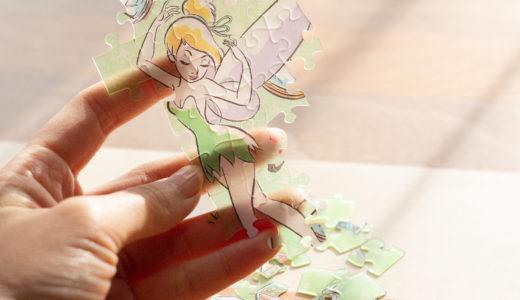 ジグソーパズルのススメ③ 短時間で手軽に作れる【ディズニープリズムアートプチ】