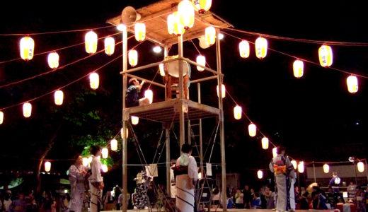盆踊りに行こう!@新宿花園神社2015