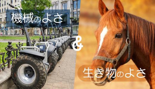 機械と生物両方の良さが味わえる!1泊2日で馬とセグウェイ試乗のススメ in 山梨県 萌木の村